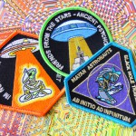 Ancient Aliens Patches
